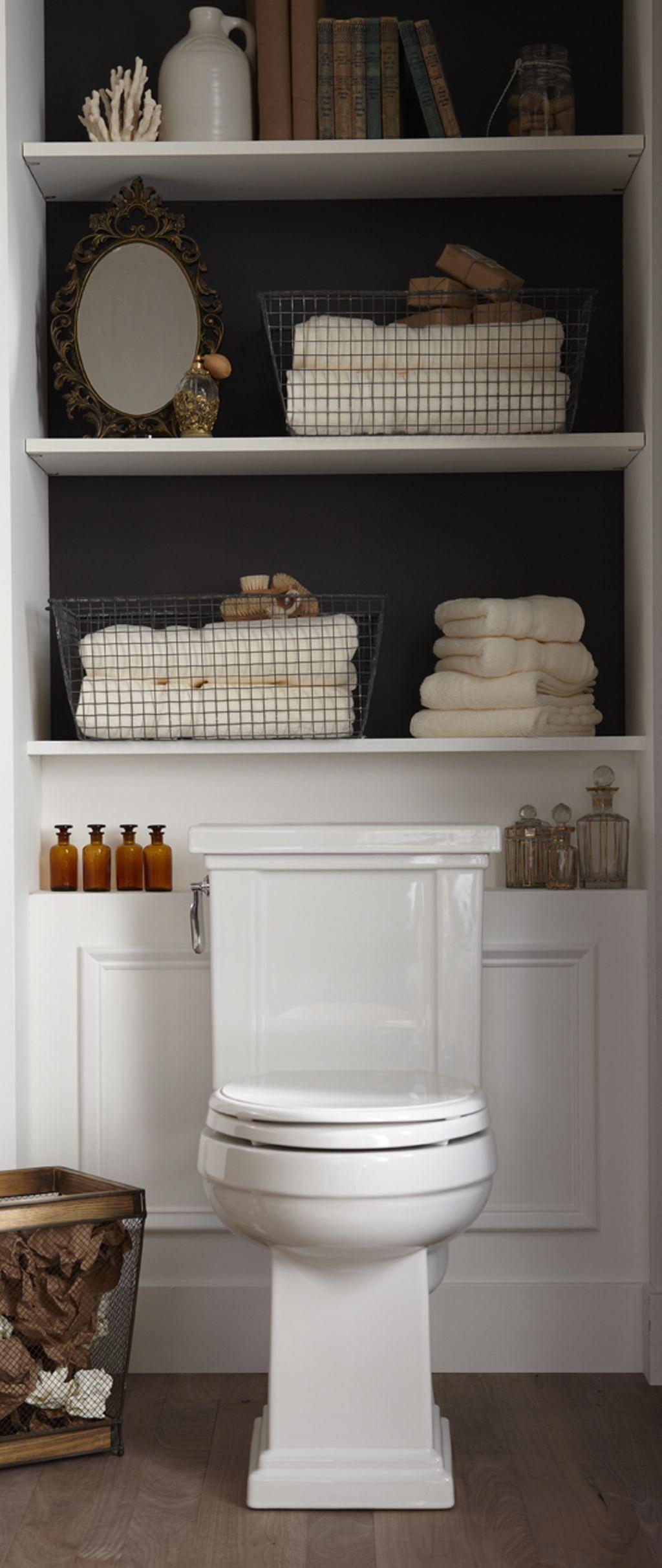 Организация пространства в ванной комнате фото 16
