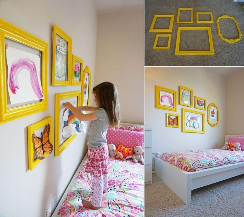 интерьер в детской комнате фото 4