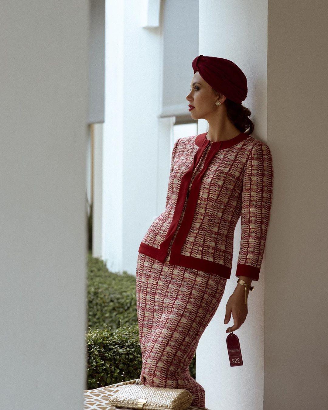 модные образы для бизнес-леди осень 2019 фото 5