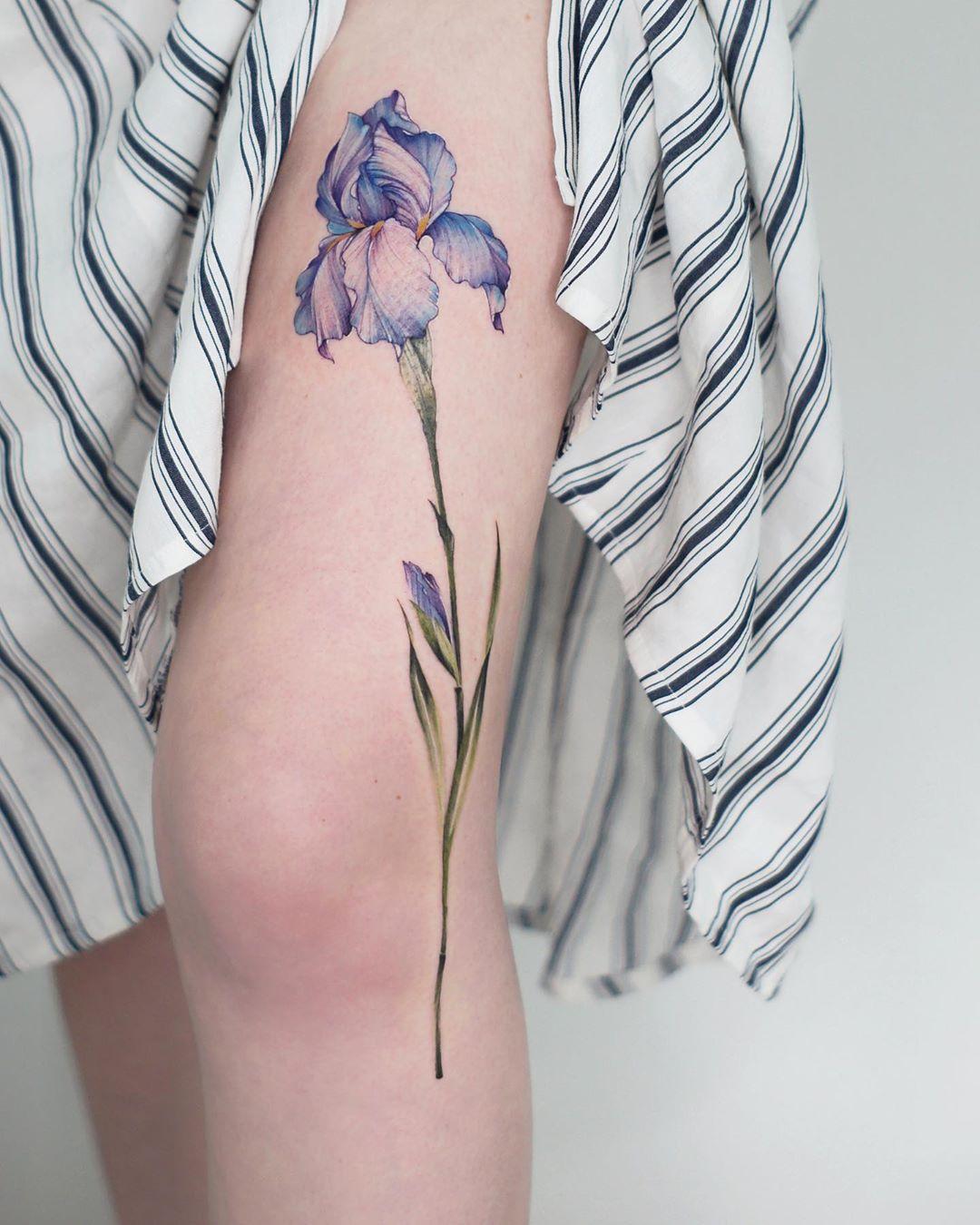 Креативные и стильные варианты татуировок фото 5