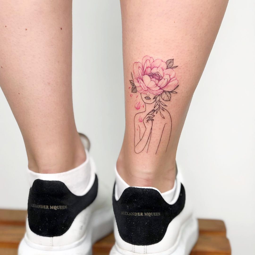 Креативные и стильные варианты татуировок фото 6