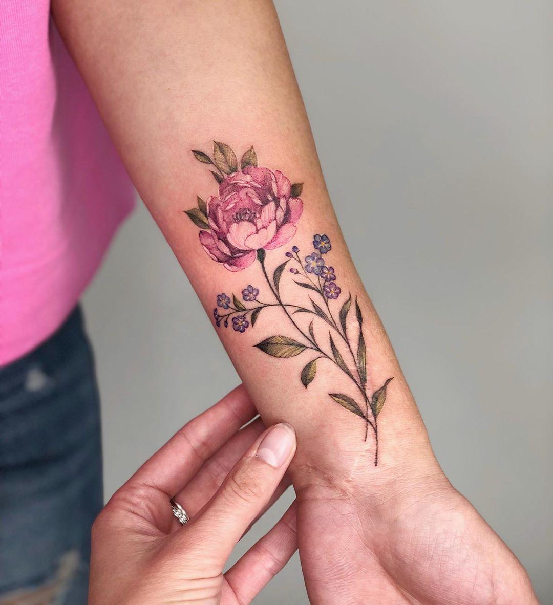 Креативные и стильные варианты татуировок фото 8