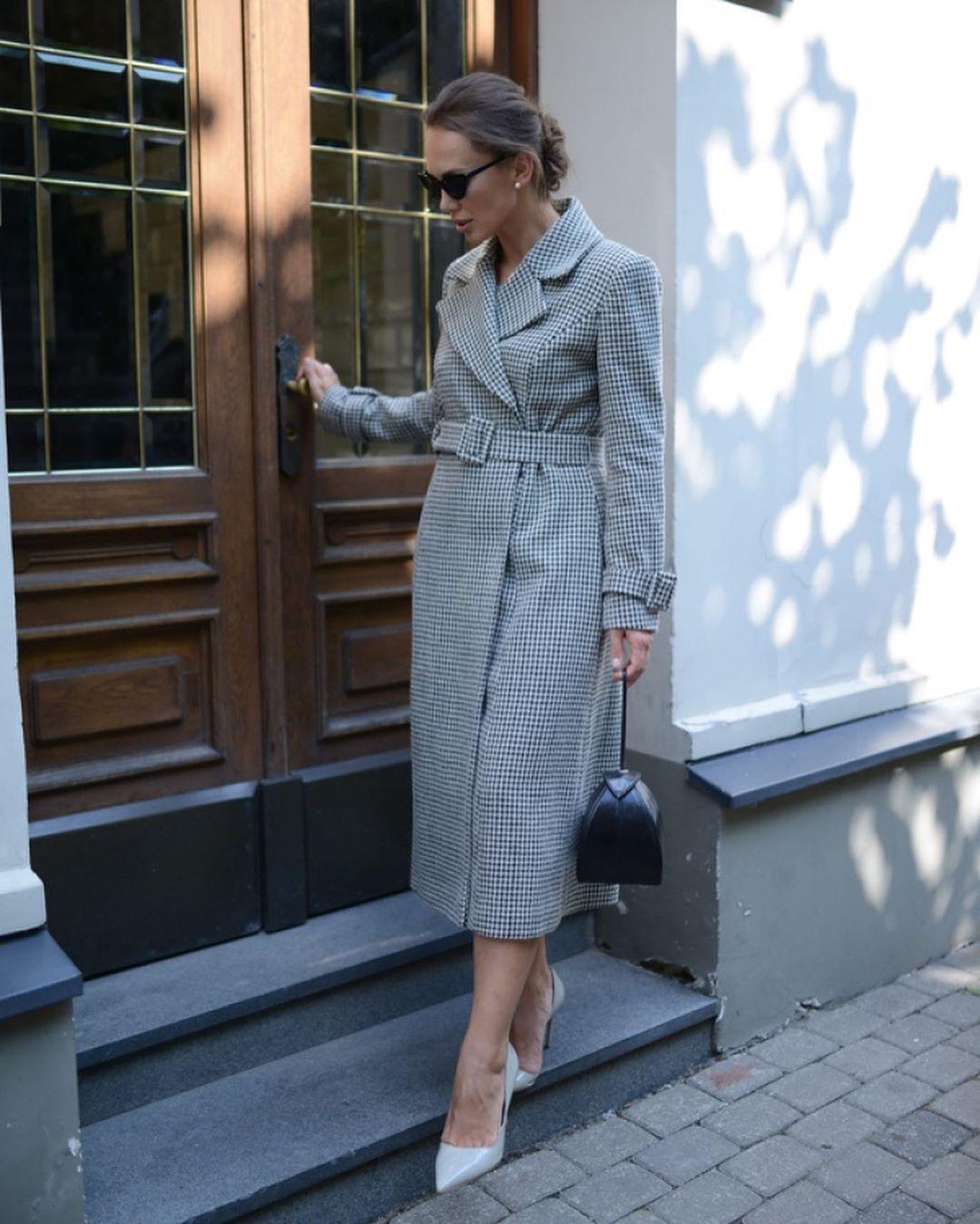 модные образы для бизнес-леди осень 2019 фото 7