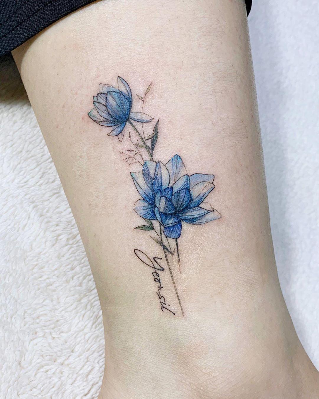 Креативные и стильные варианты татуировок фото 17