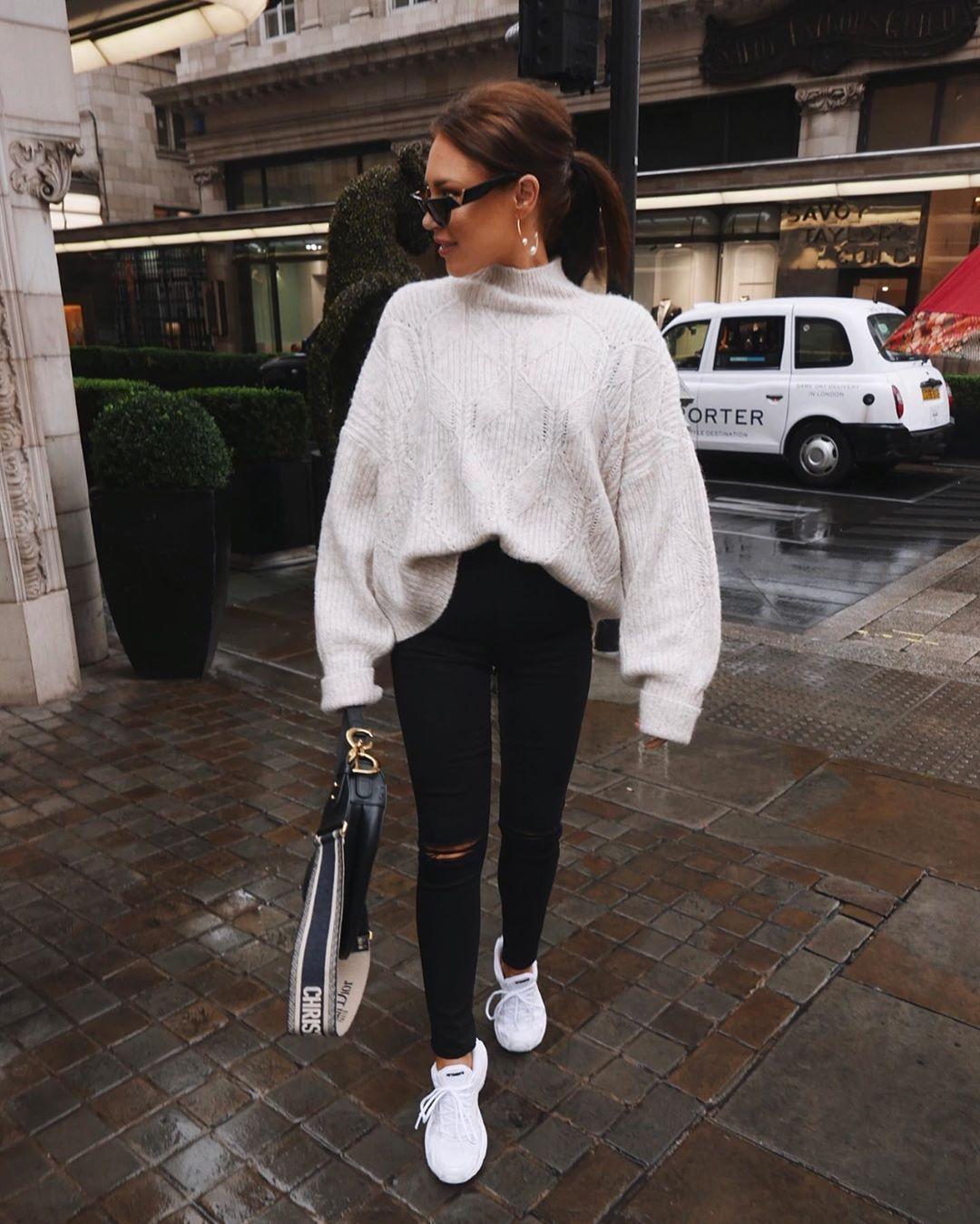 свитер 2020 фото 9