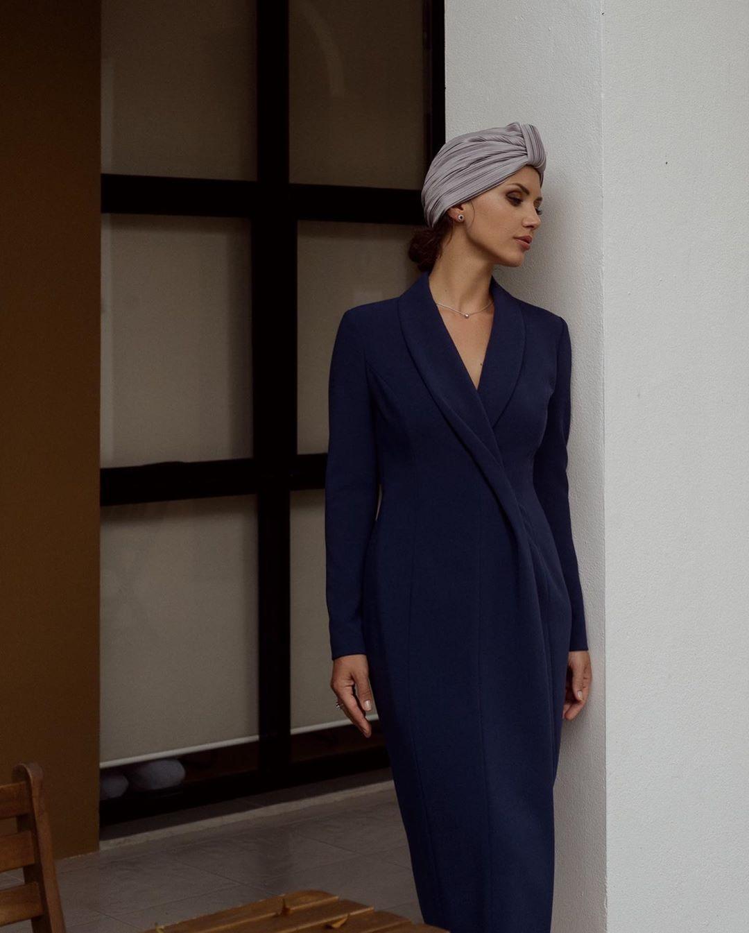 модные образы для бизнес-леди осень 2019 фото 11