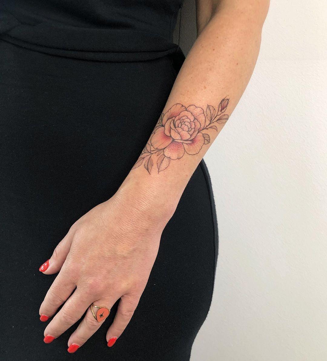 Креативные и стильные варианты татуировок фото 10