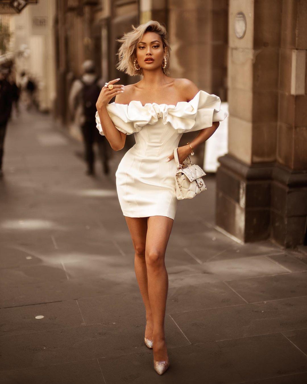 Платье футляр 2020 фото 7