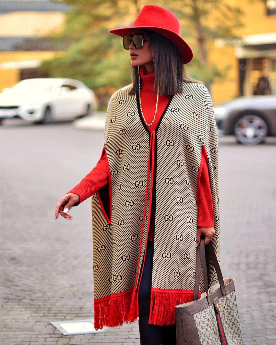 Вязаное пальто 2020 фото 6