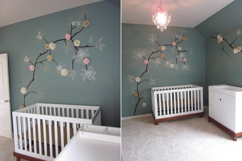 интерьер в детской комнате фото 5