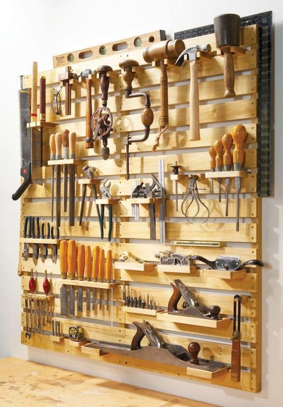 идеи организации пространства в вашем гараже фото 8