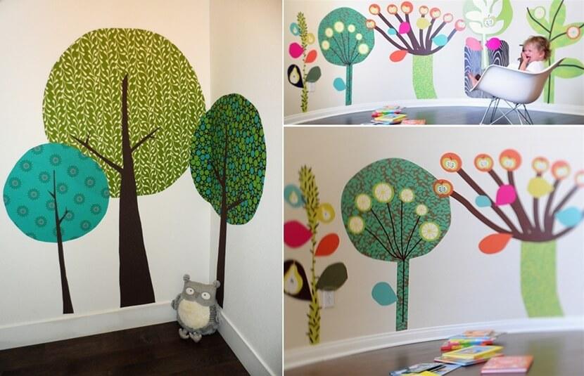 интерьер в детской комнате фото 6