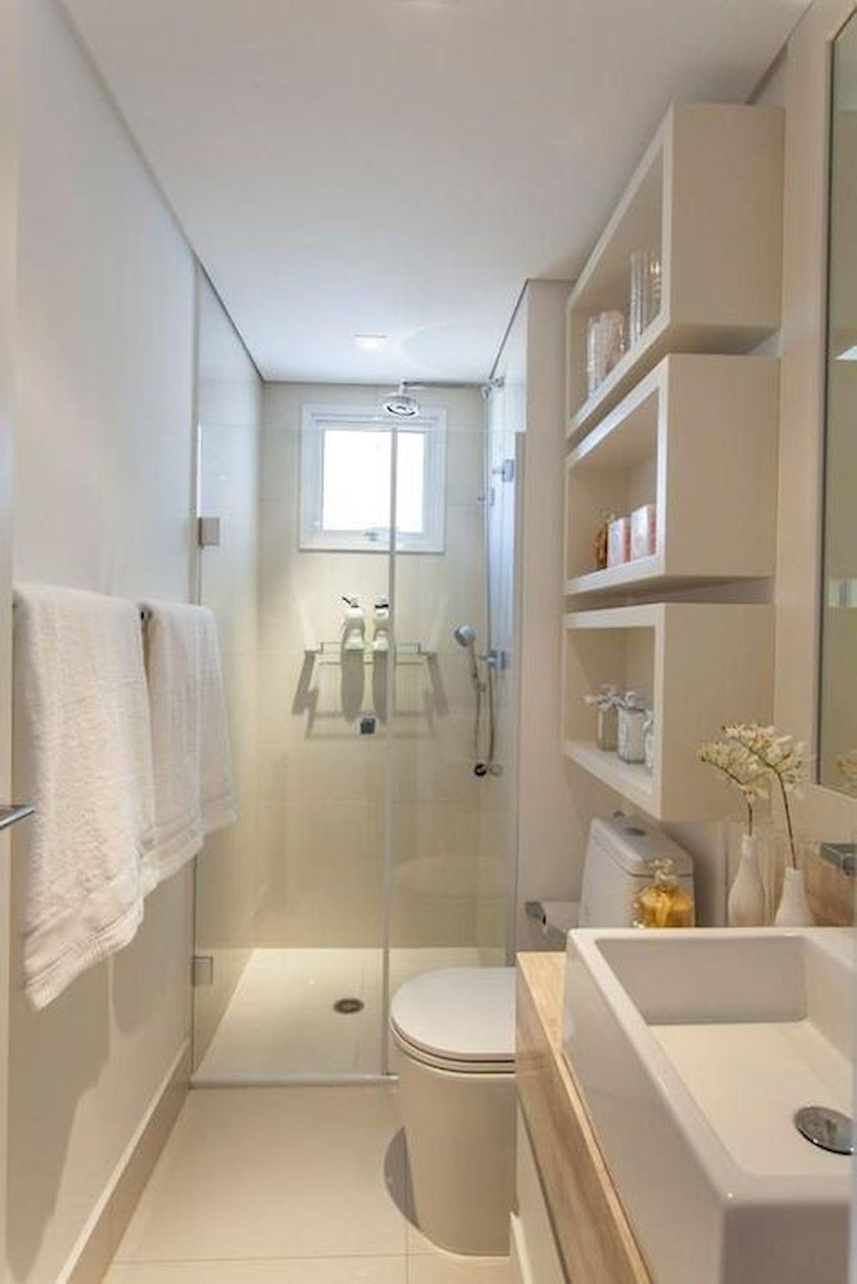 Организация пространства в ванной комнате фото 5