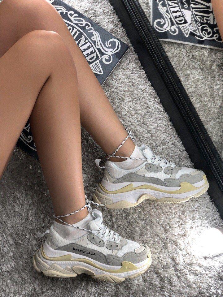 Стильные кроссовки Balenciaga фото 1