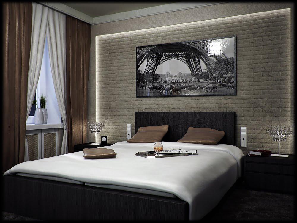 идеи интерьера вашей спальни фото 9