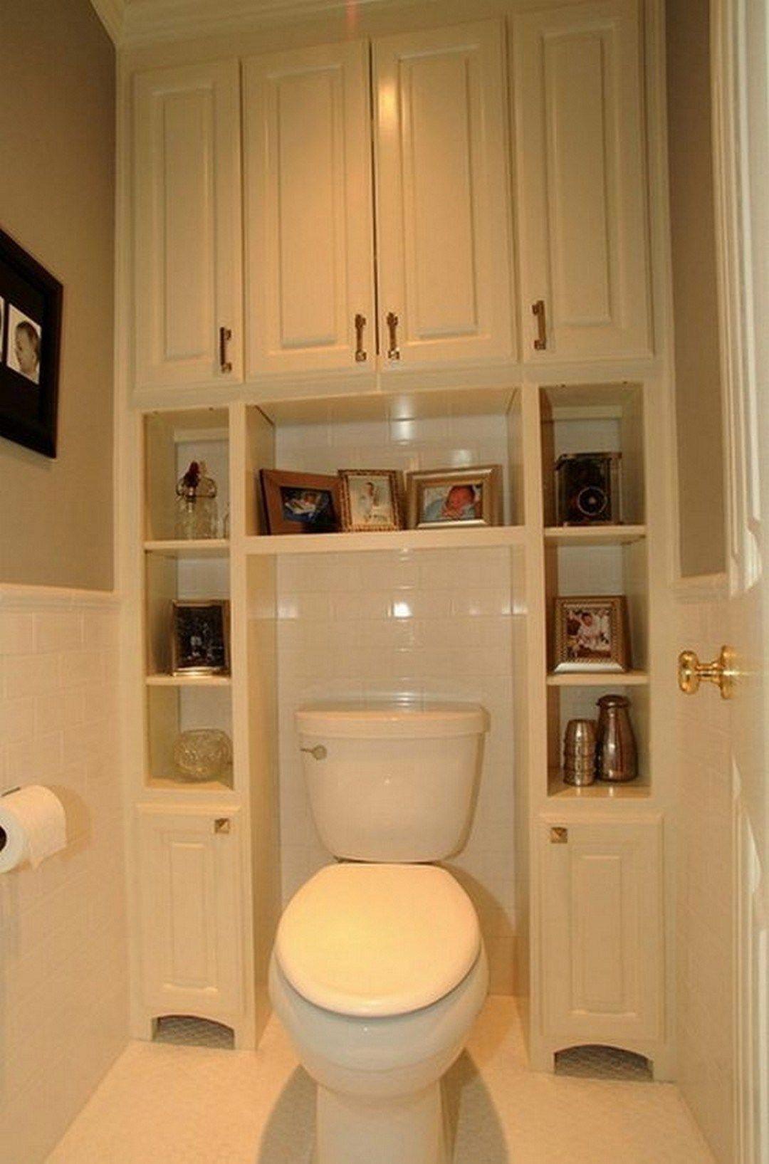 Организация пространства в ванной комнате фото 15