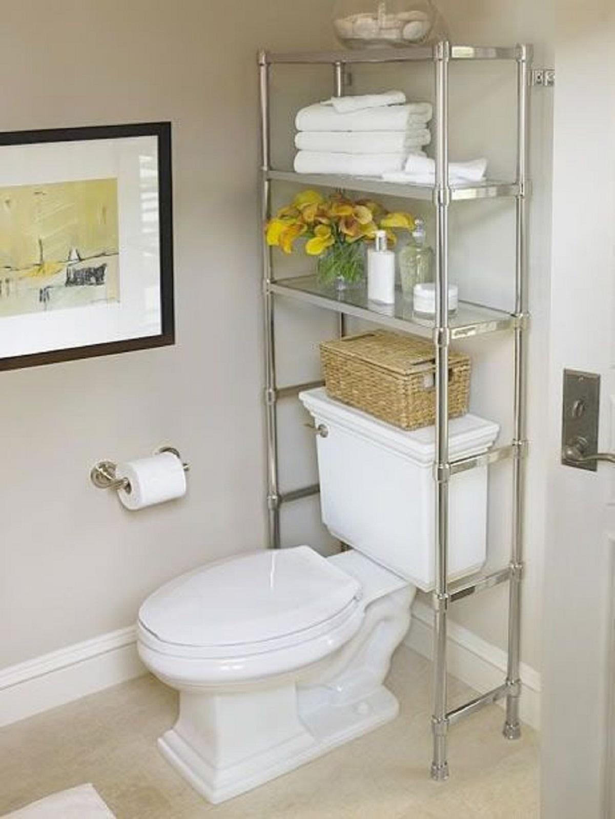 Организация пространства в ванной комнате фото 13