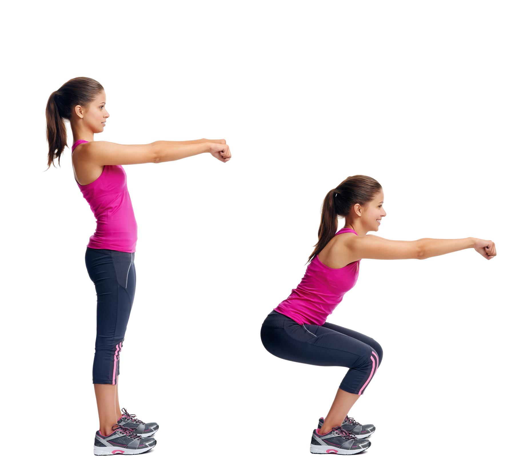 эффективные упражнения для укрепления мышц бёдер фото 3