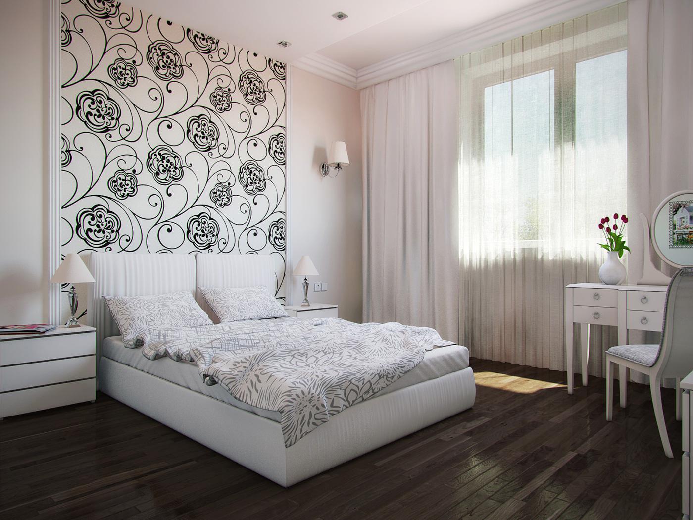 идеи интерьера вашей спальни фото 3