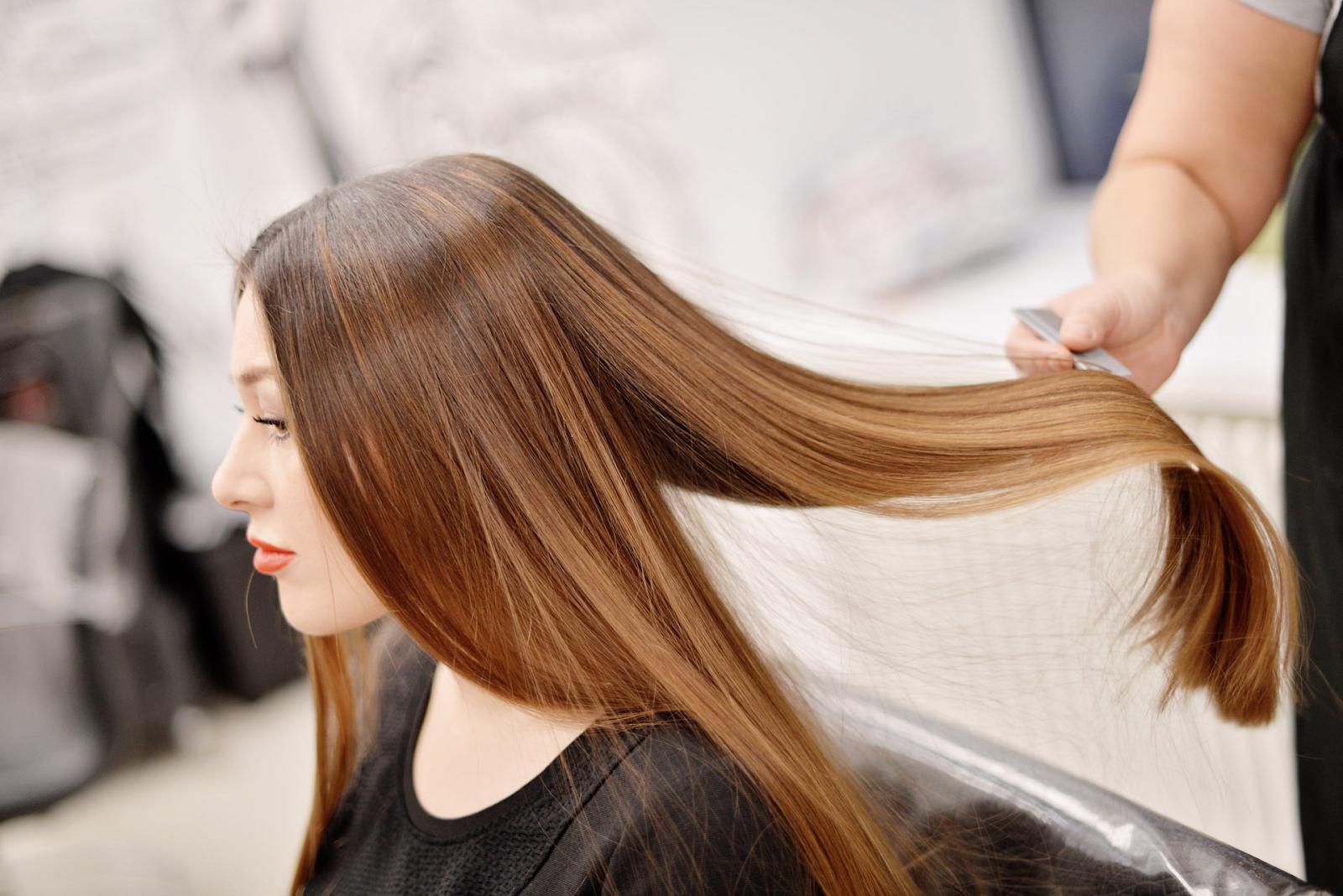 Выпрямление волос без фена и утюжка фото 8