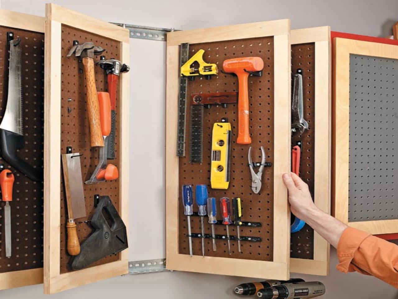 идеи организации пространства в вашем гараже фото 7