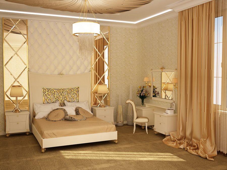 идеи интерьера вашей спальни фото 7