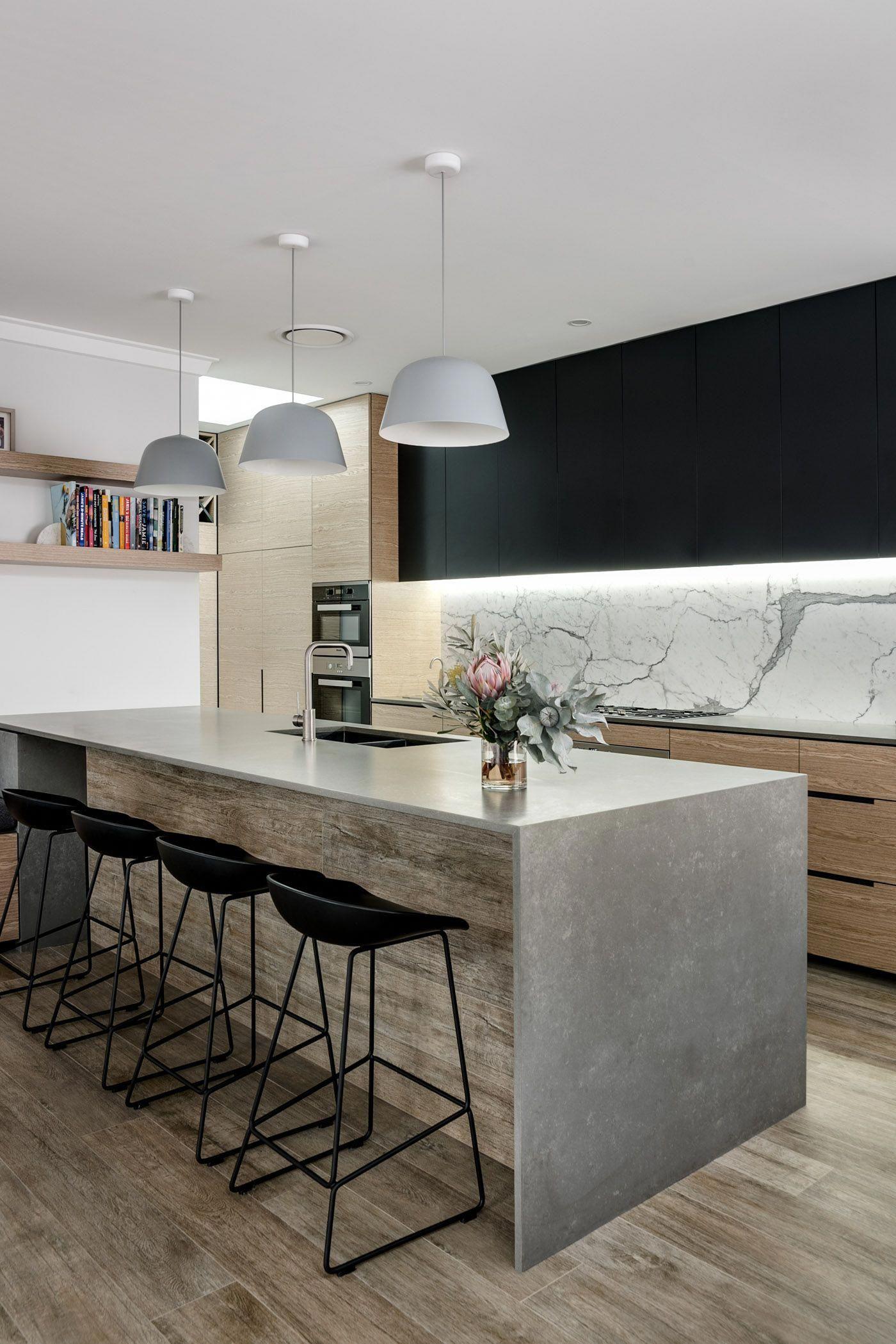 Дизайн кухонной мебели фото 17
