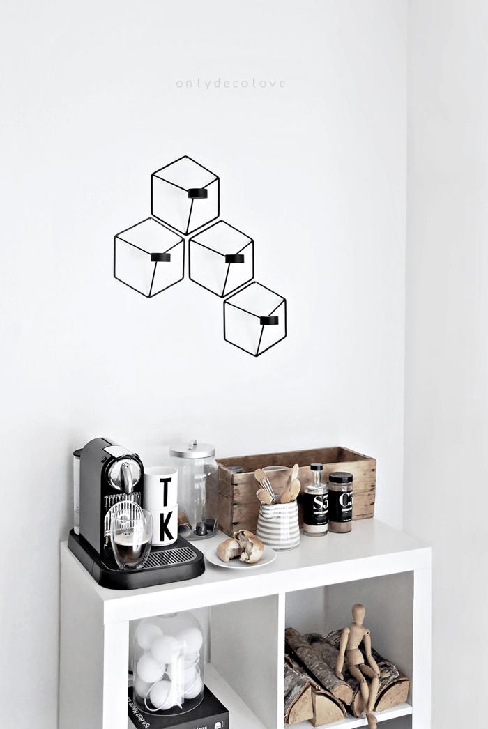 Кофе-бар: идеи создания кофейной станции дома фото 5
