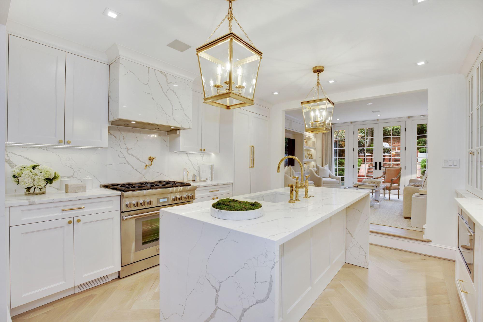 Дизайн кухонной мебели фото 6