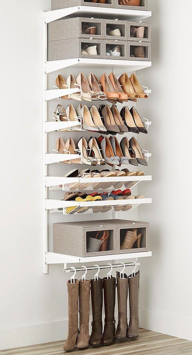 Где хранить обувь фото 4