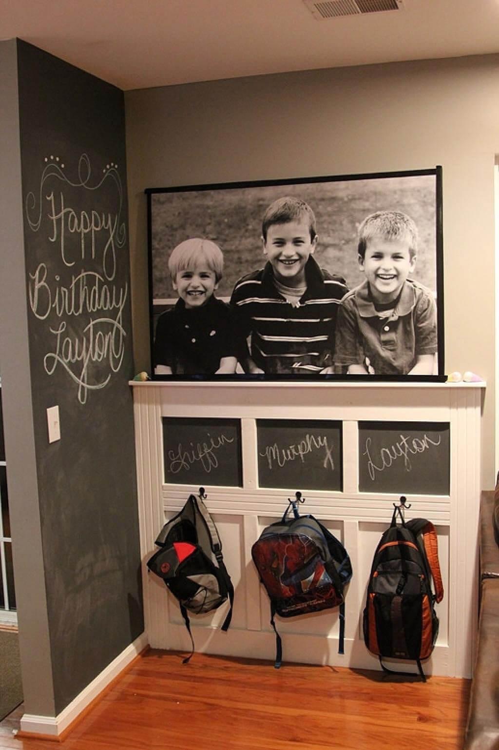 Комнаты для 3-х и более детей фото 1