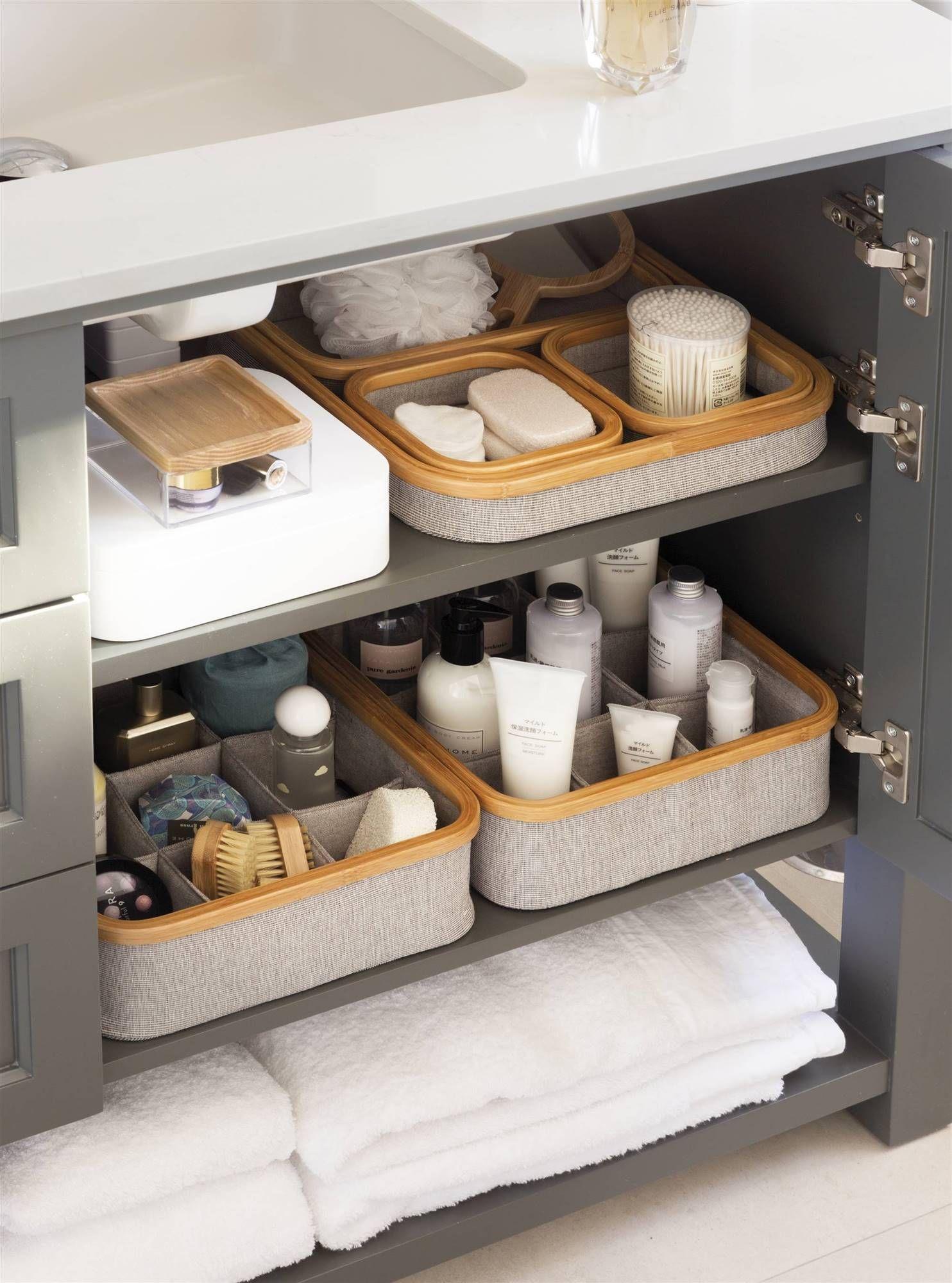 Как организовать порядок в ванной фото 1