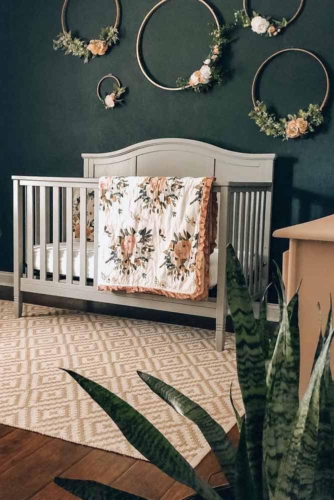 Дизайн интерьера детской комнаты фото 10