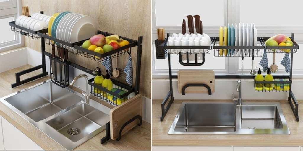 хранение кухонной утвари фото 1