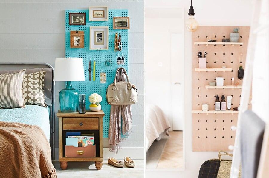 хранение вещей в спальне фото 10