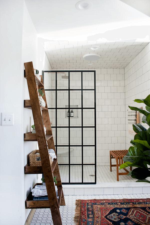 интерьер ванной комнаты фото 1