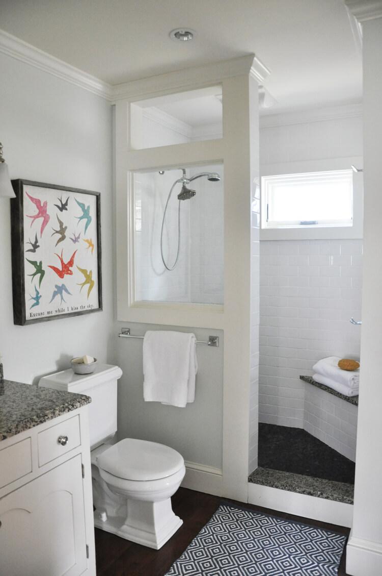 интерьер ванной комнаты фото 2
