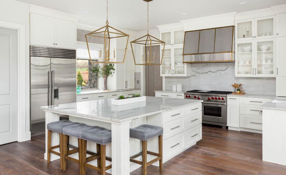 Дизайн кухонной мебели фото 16