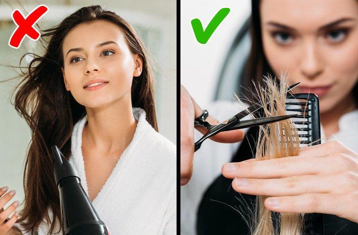 Способы восстановления повреждённых волос фото 5