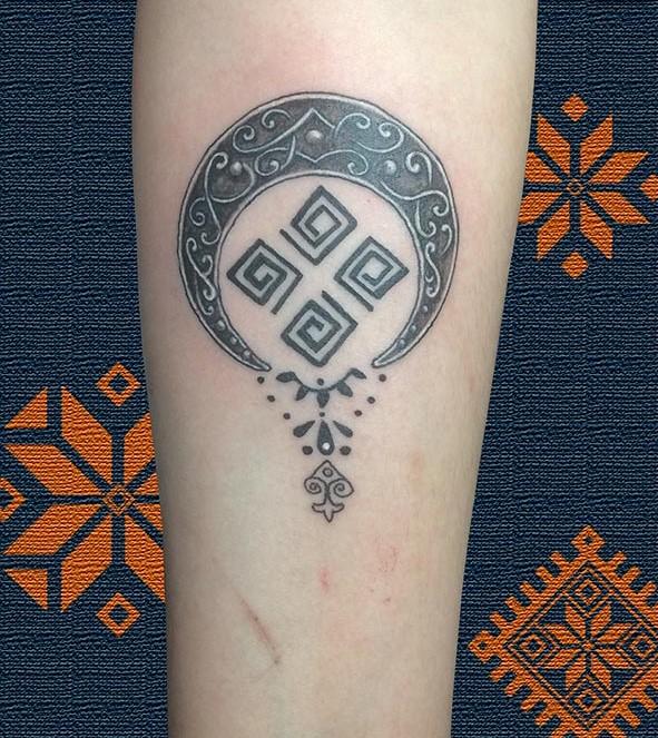 Татуировки-обереги от любого зла фото 10