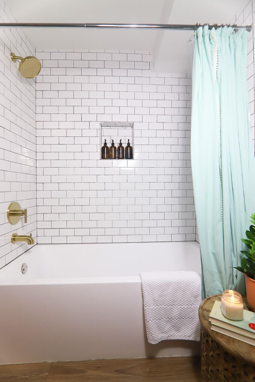 интерьер ванной комнаты фото 4