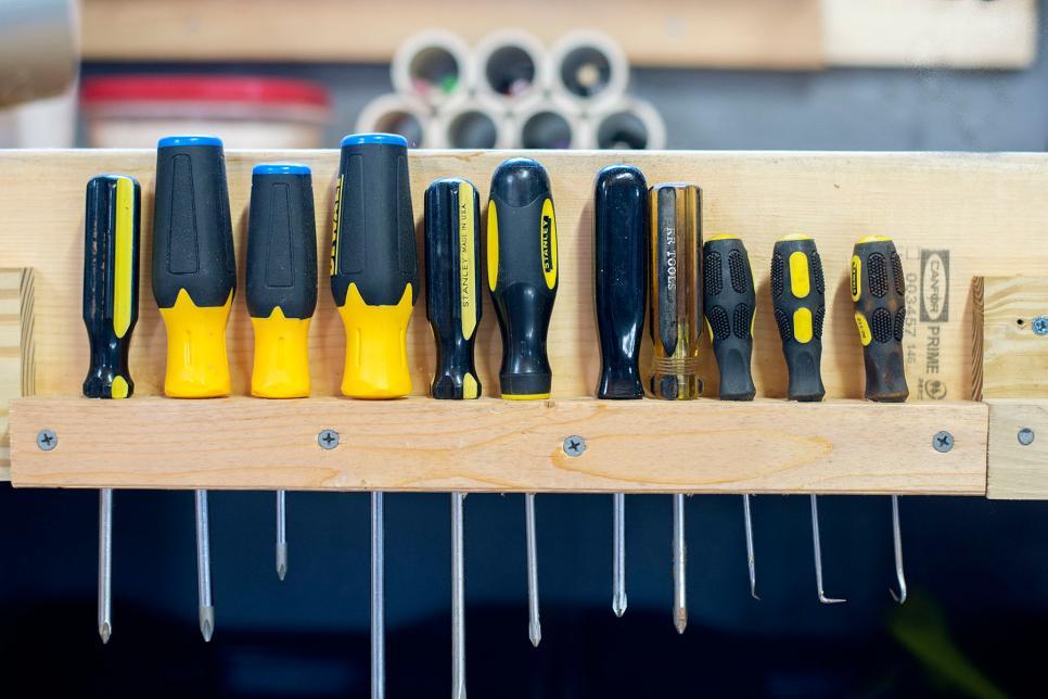 Организация инструментов фото 9