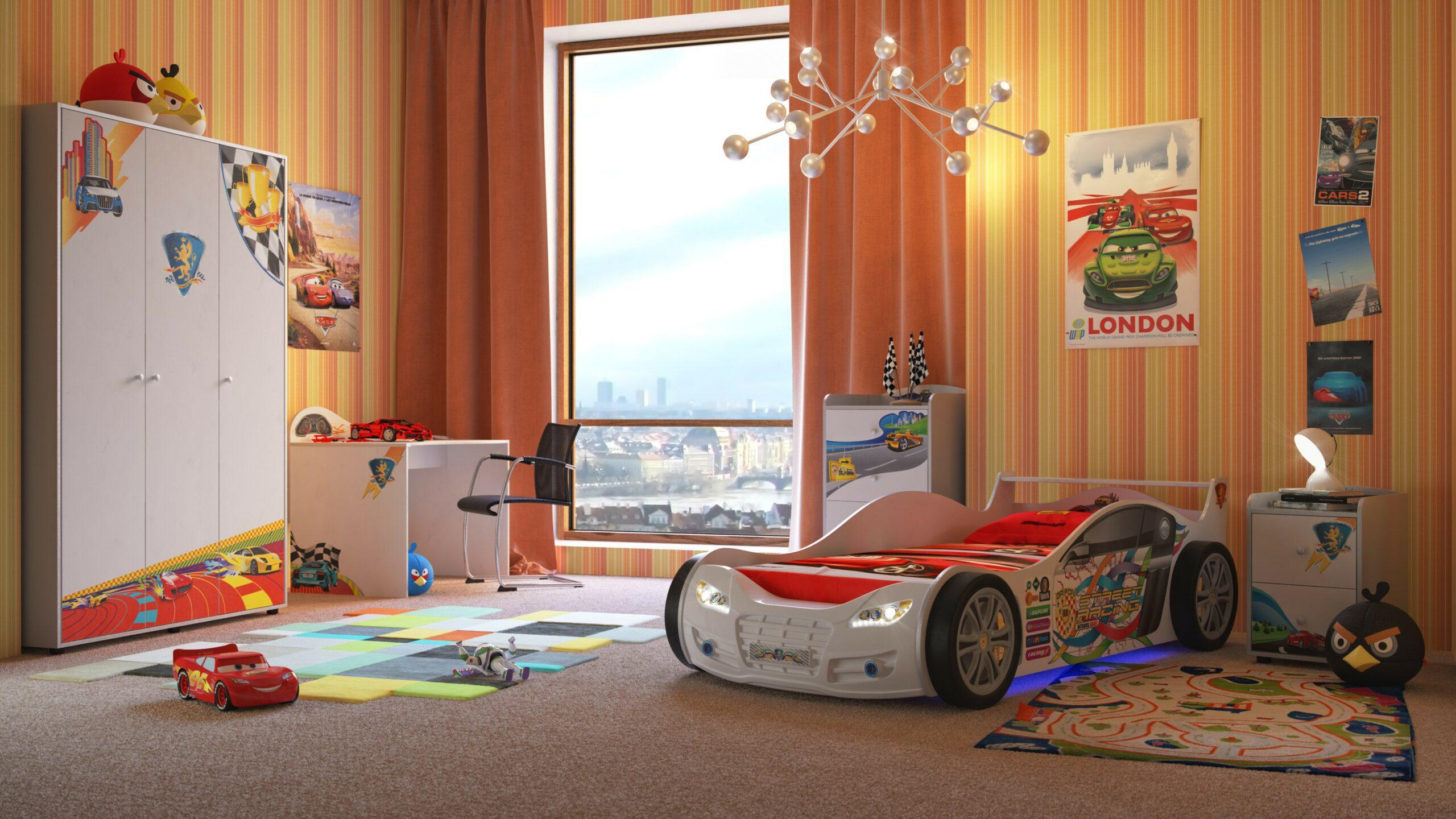необычные детские комнаты фото 5