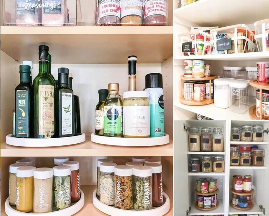 Организация пространства на кухне фото 6
