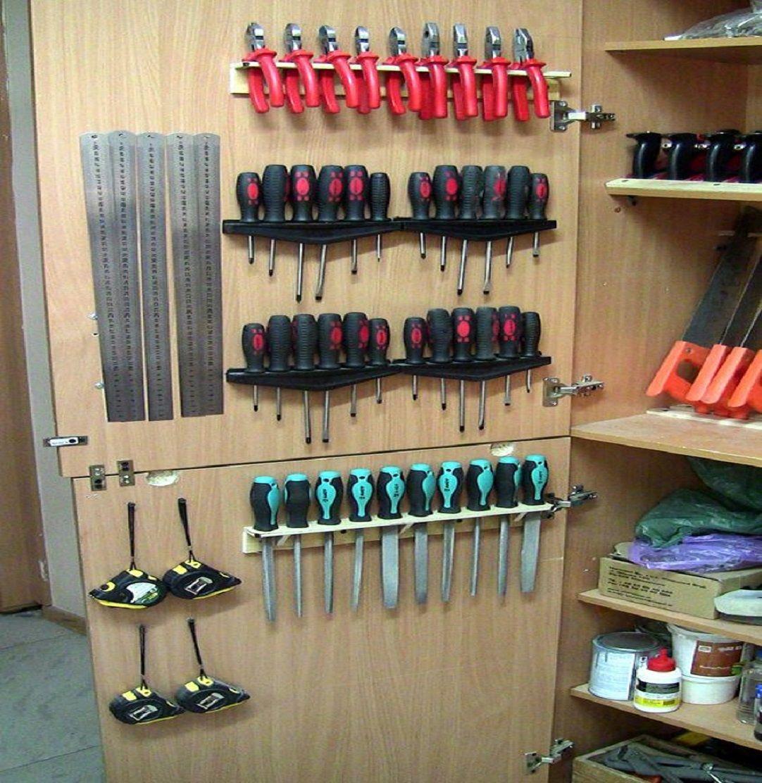 Организация инструментов фото 8