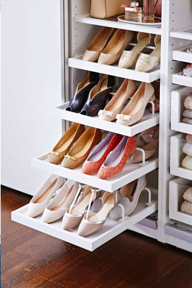 Где хранить обувь фото 5