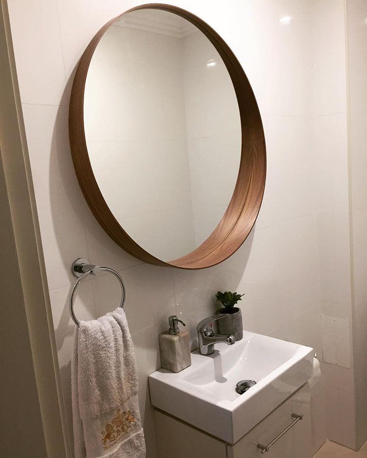 зеркало от Икеа СТОКГОЛЬМ фото 6