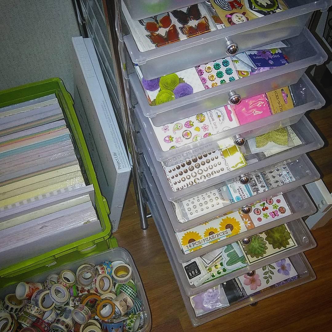 организация пространства для хранения вещей фото 5