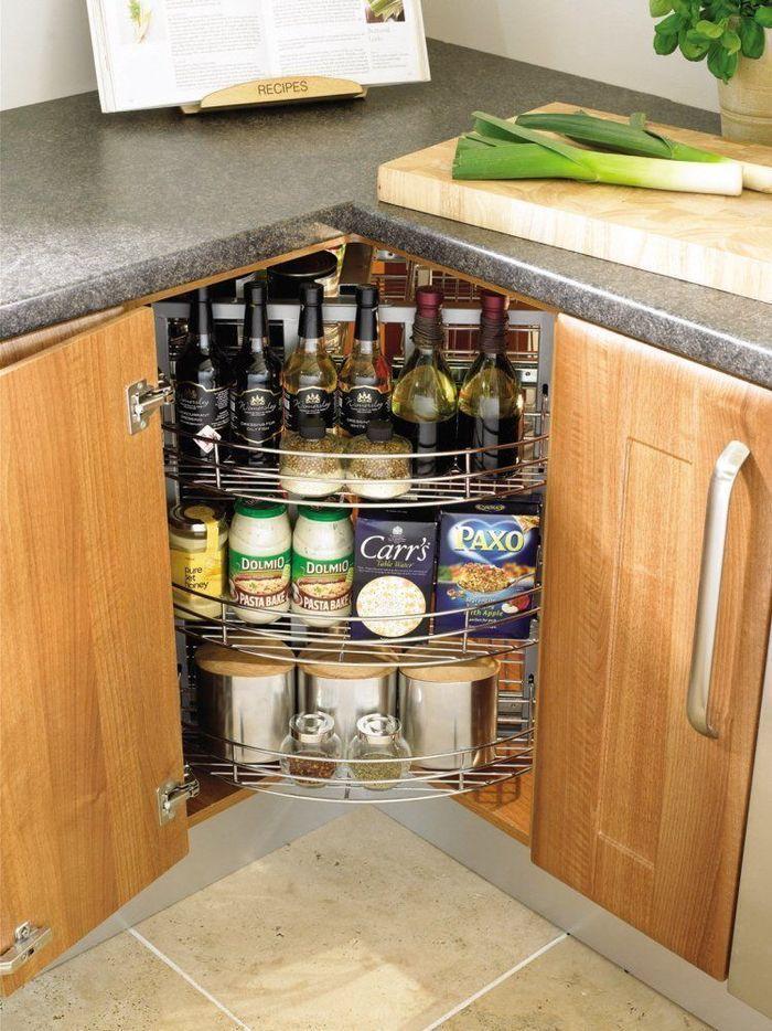 Как сложить продукты на кухне фото 2