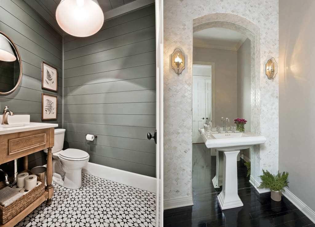 Способы преображения интерьера ванной комнаты фото 2